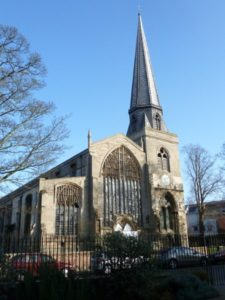 St Nicholas Chapel, King's Lynn Noefolk