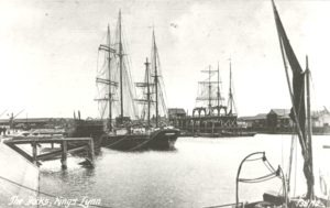 Local History Week-Alexandra Dock Talk @ True's Yard